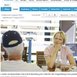 Anna-Karin Hatt i Gefle Dagblad