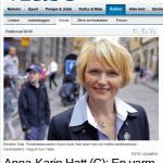 Anna-Karin i VLT
