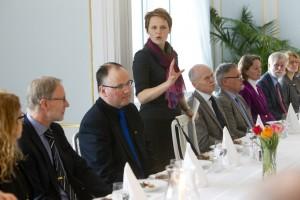 Anna-Karin Hatt, Näringsdepartementet Signatärsträff, Digitala Agendan för Sverige.Foto & Copyright:Martina Huber/Regeringskansliet