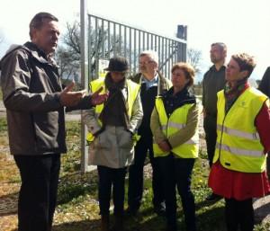 Besök på Swedish Biogas anläggning utanför Katrineholm.