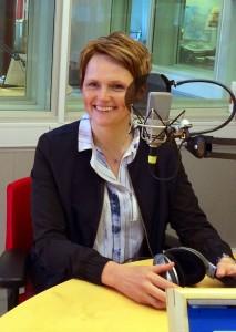 Medverkar i Sveriges Radios Klotet för att prata om sänkt skatt för egenproducerad el.